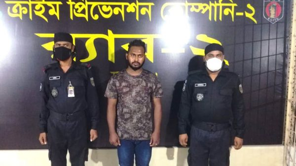 Kidnapper arrested from Shyamoli in the capital