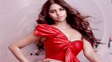 Shah Rukh's daughter on the way to Bollywood